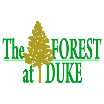 The first Forest logo, created toward the beginning of its history.